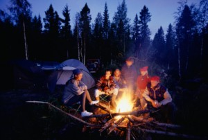 Safe camping