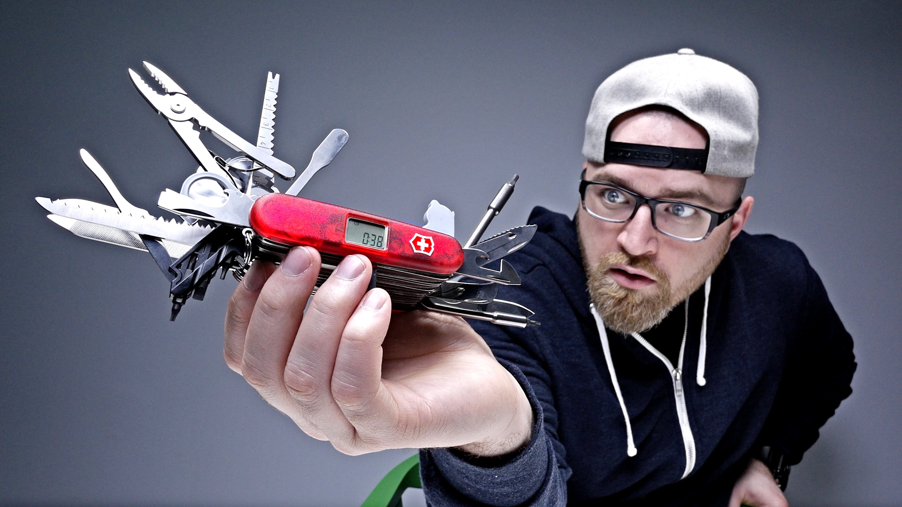 Swiss Army Knife As A Survival Kit Survivalkit Com