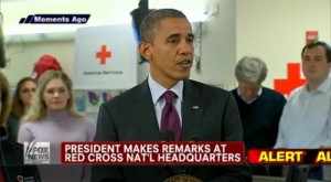 Obama on Hurricane Sandy