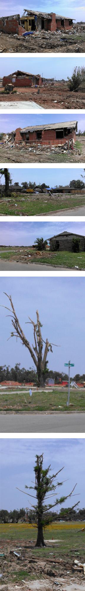 Moore Oklahoma Damage