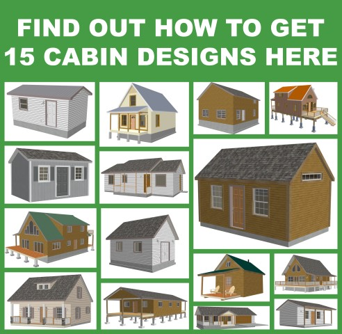 Your Bug Out Cabin Plans