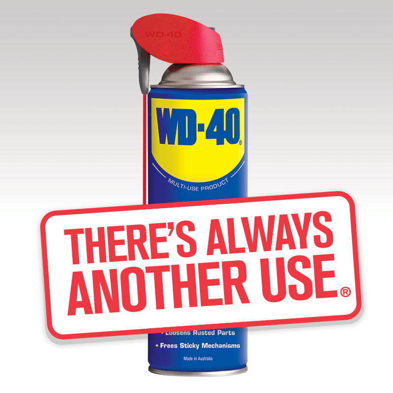 how to get grease out of clothes with wd40