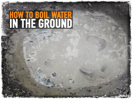 Boil-Water-Ground