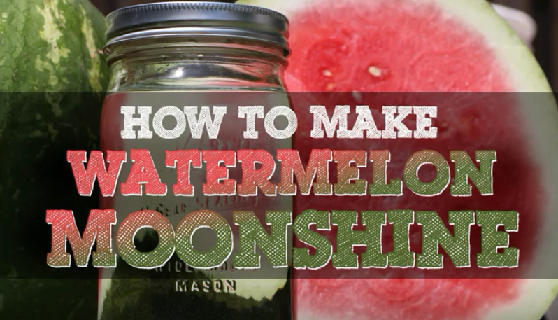 Watermelon Moonshine Recipe Survivalkit Com