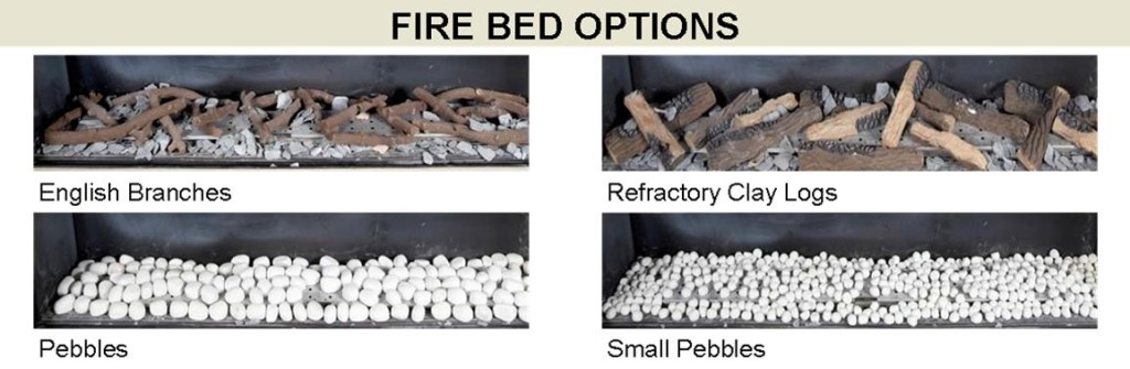 ortal firebed options