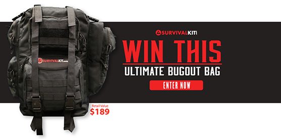 Win The Ultimate Bugout Bag