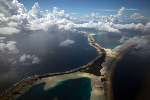 CLIMATE RISING SEAS 10