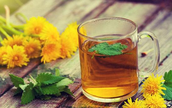 herbal-dandelion-tea