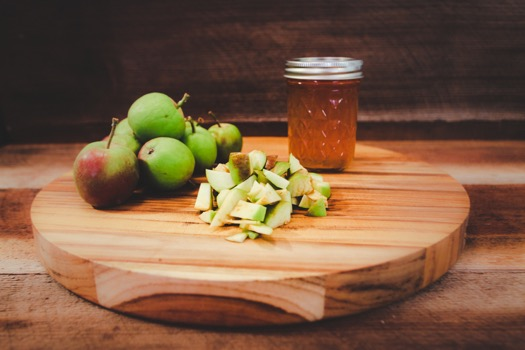 How to make your own apple pectin for Pectine cuisine