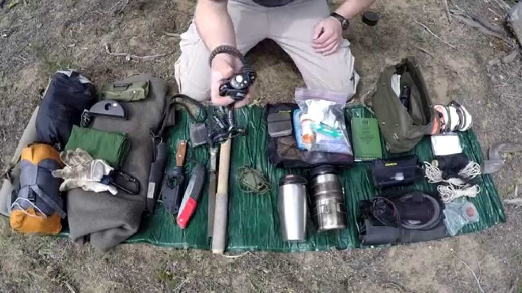 Make A Backpacking Checklist Before Heading Out