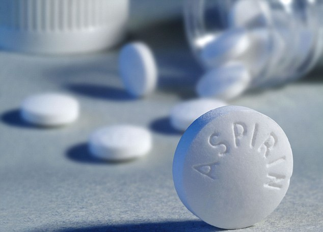 AM4CCC http://www.bryan-allen.com/    Aspirin tablets close up