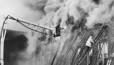 1958 Chicago School Fire