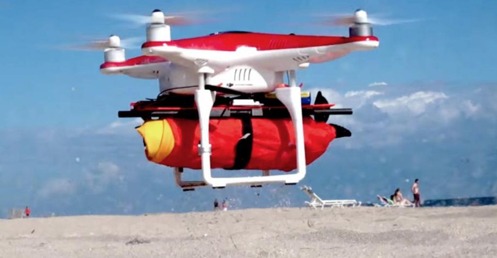 Drone Lifeguard
