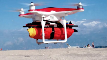 Drone Lifeguard