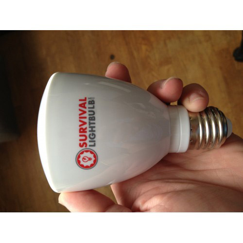 Emergency LED Light Bulb / Flashlight